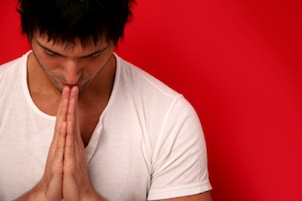 stop negative thinking with meditation
